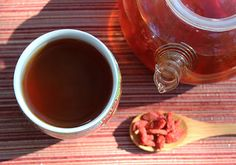 """Goji works on the 3 specific yin organs, primarily the kidneys and the liver, but also provides some benefits to the lungs.  In Chinese medicine gou qi zi, or lycii berries, are considered a major tonic herb for restoring Yin Jing and are specifically replenishing to kidney Yin, the store house for Jing or """"vital life energies."""" They can be a nourishing decoction to use with other tonic herbs, like fo-ti and rehmannia, in cases of kidney Yin deficiency, often associated with kidney-adrenal…"""