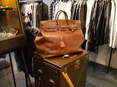 Hermes HAC | Obsession of the day - Hermès Haut à Courroies bag (HAC)