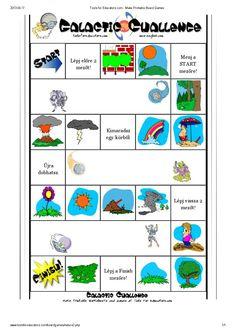 Játékos tanulás és kreativitás: Föld napi társasjátékok