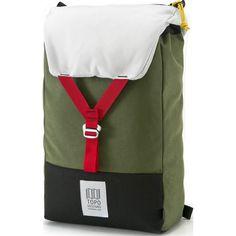 Topo Designs Y-Pack Backpack Olive | Sportique