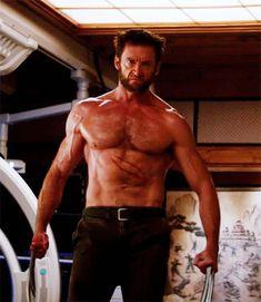 hugh jackman wolverine no shirt | Hugh Jackman, Ryan Gosling : Les 21 hommes les plus sexy du monde ...