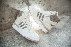 separation shoes 5fabb 99a66 adidas Originals Forum Mid  Snakeskin  Adidas Basketball Shoes, Basketball  Compression Pants, Baylor