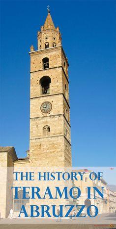 Time travelling in the Italian region Abruzzo.