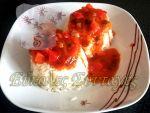 pilafi glikoxino Greek Sweets, Pudding, Fish, Meat, Desserts, Tailgate Desserts, Deserts, Custard Pudding, Pisces
