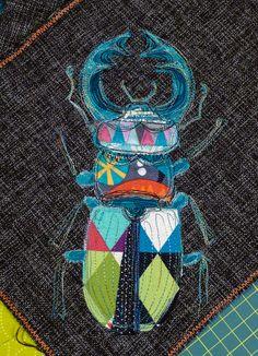 Stag beetle  handmade by Ula Buczkowska: Będą nerki