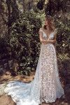 901 Bridal dress from the 2018 collection by GALA by Galia Lahav. Available at Bisou Bridal.