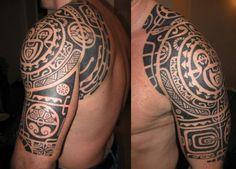 tattoo arm and chest - Hledat Googlem