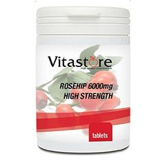 Vitastore Rosehip 6000mg 90+90 (180) - http://vitamins-minerals-supplements.co.uk/product/vitastore-rosehip-6000mg-9090-180/