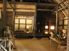 日本家屋 土間