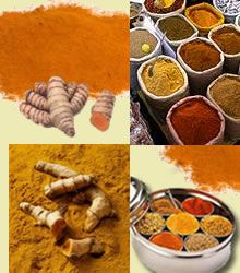 The healing golden Spice Tumeric - Alternative and Holistic Healing for You