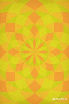 Summer Mandala by iheartbranding - Screenfunk