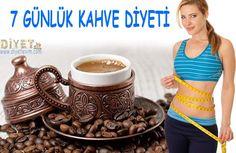 7 Günlük Kahve Diyeti