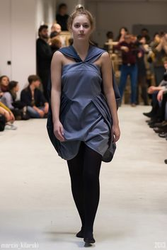 design by Marzena Graczyk Fashion Design Dept at School of Form #schoolofform fot. Marcin Kilarski