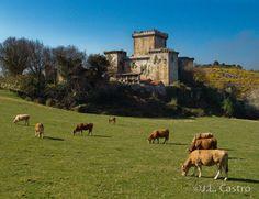 Castle of Pambre, Galicia, Spain