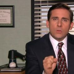 Office Gifs, Us Office, Office Jokes, Funny Office, Funny True Quotes, Crazy Funny Memes, Really Funny Memes, Stupid Memes, Funny Stuff