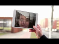 Augmented Reality Lets You Travel Time To See What Happened At The Berlin Wall - DesignTAXI.com