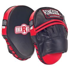 RINGSIDE PANTHER BOXING PUNCH MITTS boxing MMA muay thai kickboxing striking  #Ringside