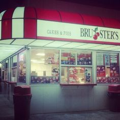 Bruster's best ice cream in the world