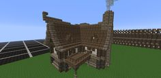Minecraft Medieval House- Tutorial -How to Build a House