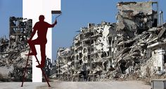 © Photography edgar zollinger / Don't worry War in Syria Aleppo  What a shame