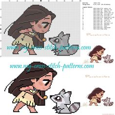 Brilliant Cross Stitch Embroidery Tips Ideas. Mesmerizing Cross Stitch Embroidery Tips Ideas. Cross Stitch Baby, Beaded Cross Stitch, Cross Stitch Embroidery, Embroidery Patterns, Hand Embroidery, Disney Cross Stitch Patterns, Cross Stitch Designs, Stitch Disney, Pocahontas