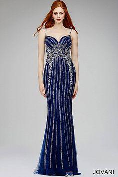 Blue Mermaid Dress 27716