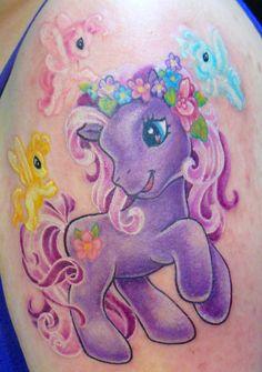 Another my little pony by RAGDOLLTATTOOSbySAZ.deviantart.com on @deviantART