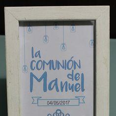LA COMUNIÓN DE MANUEL