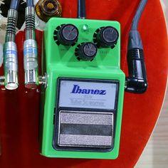 morhell mod service - Standard Mod Ibanez TS9/ TS9DX oder MAXON OD9 Tubescreamer