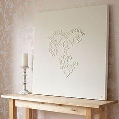 piratamorgan.com: letras en relieve - ¿decoramos?