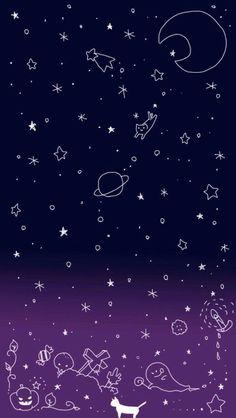 Dream Moon Wallpaper - My Wallpapers Tumblr Wallpaper, Wallpaper Pastel, Wallpaper Space, Aesthetic Pastel Wallpaper, Kawaii Wallpaper, Cute Wallpaper Backgrounds, Wallpaper Iphone Cute, Pretty Wallpapers, Disney Wallpaper