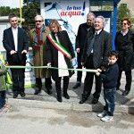 Inaugurata a Borgo Tossignano la Casa dell'Acqua. #borgotossignano #conami #imola #casadellacqua #inaugura