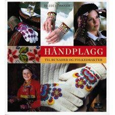 Handplagg til Bunader og Folkedrakter by Heidi Fossness