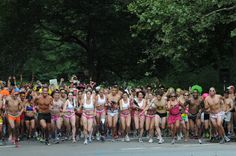 For all my running friends....The 21 Most Incredible Themed Races!