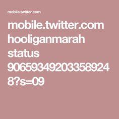 mobile.twitter.com hooliganmarah status 906593492033589248?s=09