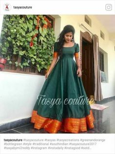 <img> Dress Silk Pattern Indian 59 Ideas Source by - Indian Gowns Dresses, Indian Fashion Dresses, Dress Indian Style, Indian Designer Outfits, Designer Dresses, Indian Long Dress, Indian Long Frocks, Long Gown Dress, Lehnga Dress