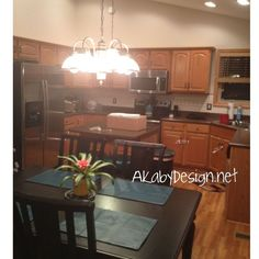 kitchen cabinet make over, kitchen cabinets, kitchen design, painting, Before picture 1