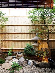Stunning Japanese Zen Gardens Landscape for Your Inspirations - Page 138 of 199 Japanese Garden Backyard, Small Japanese Garden, Japan Garden, Japanese Garden Design, Zen Garden Design, Garden Lanterns, Backyard Landscaping, Landscaping Ideas, Land Scape