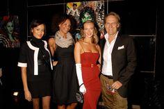 Shila e Giorgio Graesan con Ludmilla, durante la presentazione delle sue opere La sua ultima fatica, Icone Immortali, si è svolta nella splendida cornice di Montecarlo, Principato di Monaco, e l'ha vista impegnata insieme a molti altri artisti in una Kermesse artistica davvero 'Charmant' .