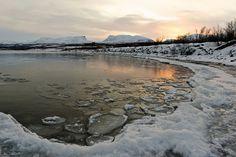 Abisko Sunrise, via Flickr.