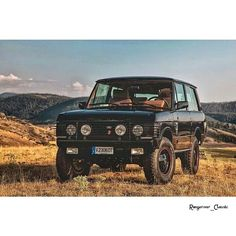 """#RangeRover #vogue #rangeroverclassic #rangeroverclassic2door #Landrover #rangerovervogue #Luxurycar #Exoticcar #RRC #Discovery #landy #DEFENDER #Gopro…"""