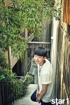 Nam Joo Hyuk - @Star1 Magazine July Issue '14