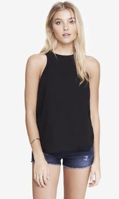 $29 ZIP BACK TANK from EXPRESS