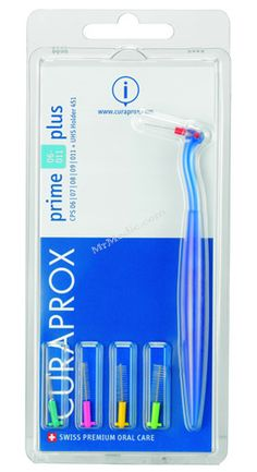 MrMedic.com - Curaprox Prime Plus 5 Mixed CPS Brushes with UHS Holder, £5.39 (http://www.mrmedic.com/products/curaprox-prime-plus-5-mixed-cps-brushes-with-uhs-holder.html/)