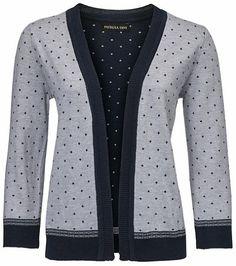 PATRIZIA DINI by Heine kardigán Strick Cardigan, Trends, Outfit, Mantel, Heine, Sweaters, Medium, Fashion, Dressing Up