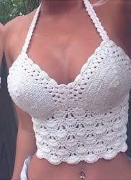 Αποτέλεσμα εικόνας για crochet summer top diagram