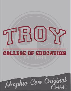 The Graphic Cow | Custom Shirts | Custom Apparel | Greek Tshirts | Greek Apparel | Greek Life | Sorority Tshirts | Fraternity Tshirt Custom Clothes, Custom Shirts, Troy University, Graphic Cow, School Clubs, Greek Apparel, Greek Clothing, Greek Life, Fraternity