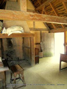 Jamestown Settlement - James Fort