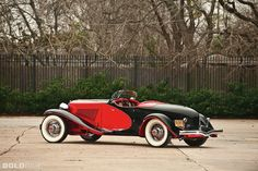 1930 Cord Boat-tail speedster