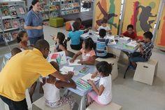 A Biblioteca de São Paulo (BSP), equipamento da Secretaria de Estado da Cultura, traz programação com entrada Catraca Livre para toda a família, com destaque para o novo programa Vem pra cá, a Oficina de Crônicas e a celebração do ano da Alemanha no Brasil.